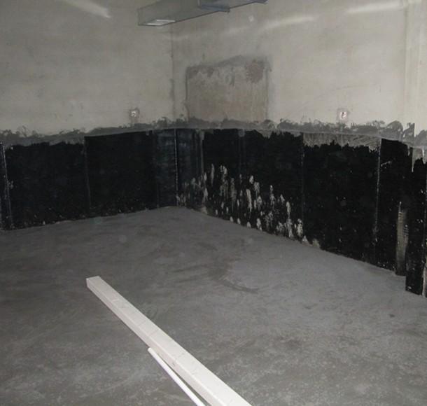 有限公司-地下室防水